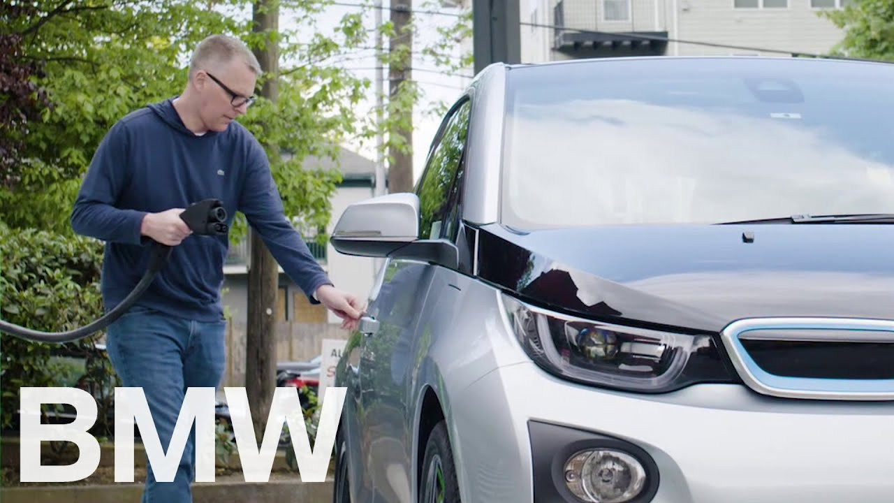 Public Charging How To Charge The Bmw I3 On Go Explained By Driver Lou
