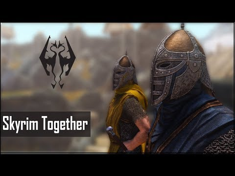 Skyrim Multiplayer is Almost Here - Skyrim Together; The Mod Looking to make Skyrim Co-op