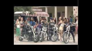 Bingo! Mad Angles Biker Gang - English
