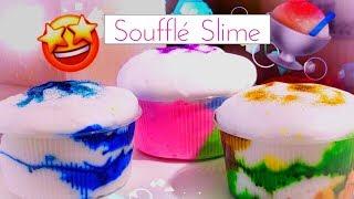 Soufflé Slime 😱 SELBER MACHEN!!! 3 coole Farbvarianten