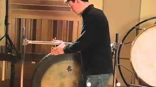 Gong & Tam Tam 4: Special Effects / Vic Firth Percussion 101