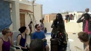 Ngatch Fall Family︱Sabar Drum Class with PAPE SECK & Guédiawaye Crew