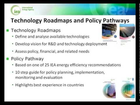 IEA's Energy Efficient Building Envelope Technology Roadmap