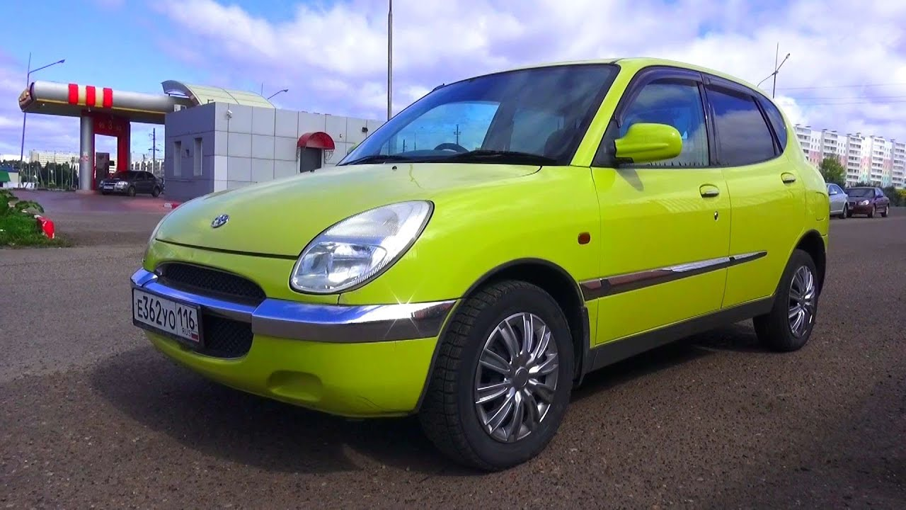 2001 Toyota Duet. Start Up, Engine, And In Depth Tour