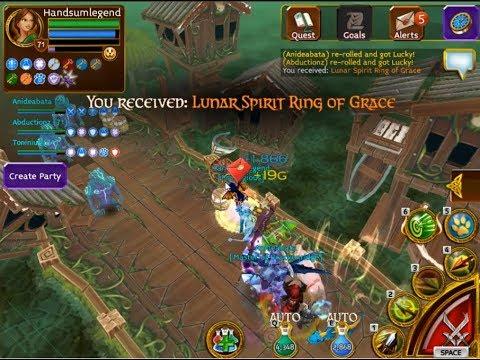 Farming Lunar Event    Mire Set Farming    Festerfang Dungeon