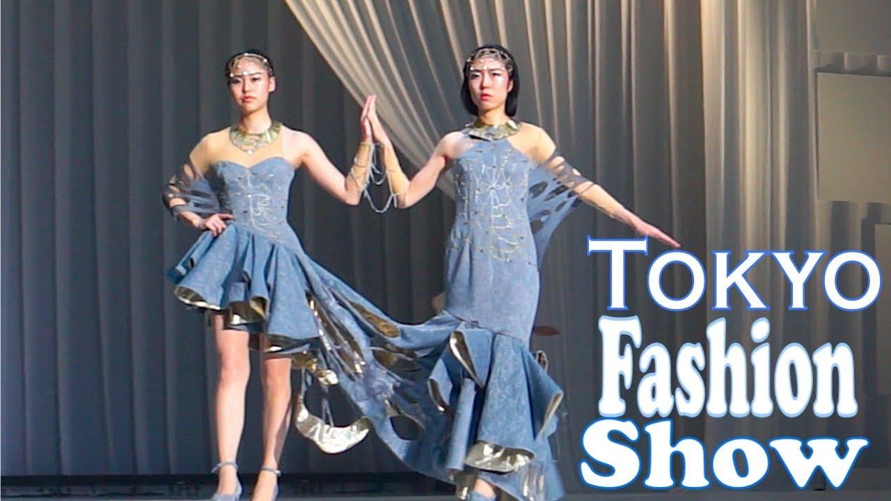 Japanese Fashion Trends 2020.Tokyo Fashion Show Japanese Fashion Trends