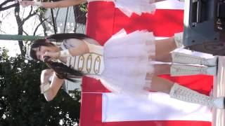【放課後プリンセス 2】放課後プリンセス ~おしえてください!~(ななにゃんカメラ)@2012-04-08 池袋本町公園(Houkago Princess, J-Pop Idol Star)