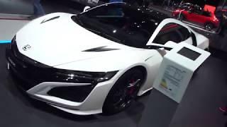 2018 Honda NSX 3.5 V6 BiTurbo 581 Hp 307 Km/h * See Also Playlist