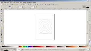 Уроки Inkscape: Как рисовать спирали в Inkscape