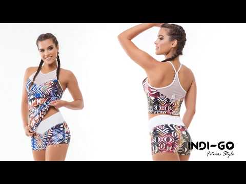 Indigo Africa fitness collection