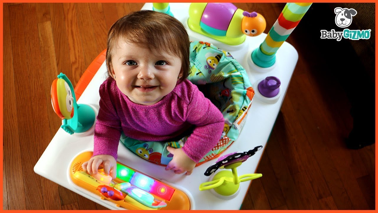 04cabedf163a Kolcraft 1-2-3 Grow With Me Activity Center Review by Baby Gizmo