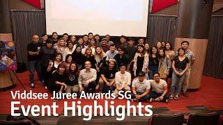 Viddsee Juree Singapore 2019 Event Highlights!