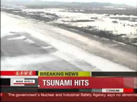Tsunami Japon: les