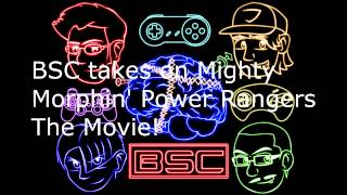 Mighty Morphin Power Rangers the Movie Commentary