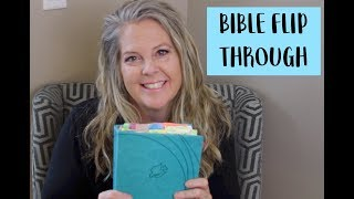 Bible Tour- Flip through my Bible