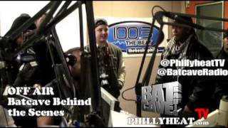 Batcave Radio: Oschino Vs Tommy Hill part 1 of 3