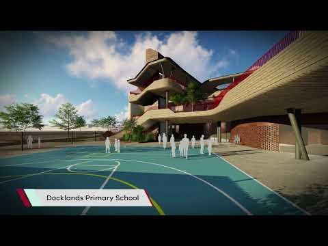 Docklands Primary School - virtual tour