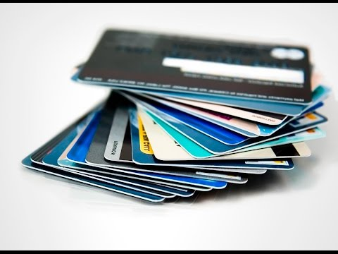 Corporate Credit Cards -- Business Funding Tip