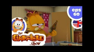 THE GARFIELD SHOW - EP60 - The spy who fed me