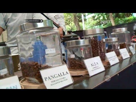 Satu Indonesia - Geliat Industri Kopi di Indonesia
