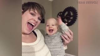 TOP 10 Cutest Baby Waving Hands - Funny Baby Video