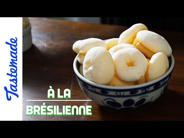 Biscuits de tapioca - À la brésilienne