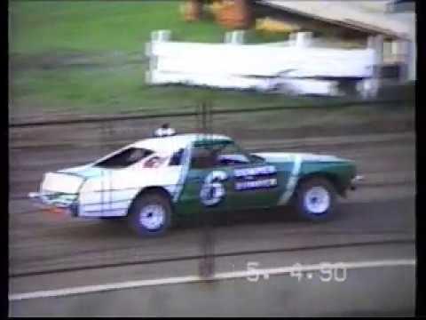 Fayette County Speedway 1990 Season Opener