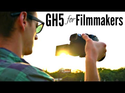 Panasonic GH5 Review: Top 5 Features for Filmmakers!