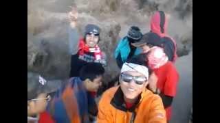 "GILA-gila'an at PESTAN ""goyang badai"" (Mt.sumbing) Rimpala ADVNTR"