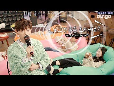 [ENG SUB] Eric Nam 'Flower Intern' (ft. Seventeen Seungkwan & Vernon)