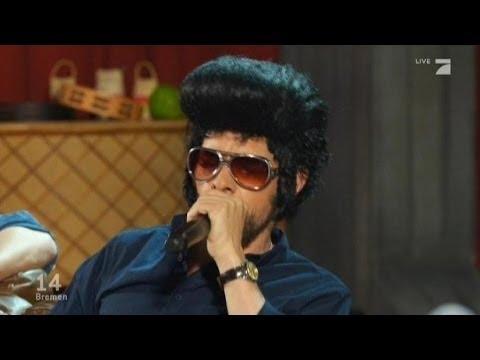 Klaas macht den Elvis - Jamsession mit Gloria | Bundesvision Song Contest