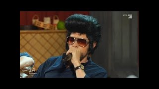 Klaas macht den Elvis - Jamsession mit Gloria | Bundesvision Song Contest