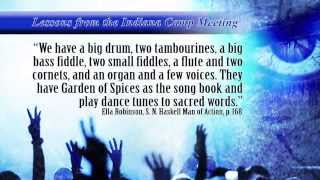 Lessons from Indiana Campmeeting, Part 1 with pastor Stephen Bohr