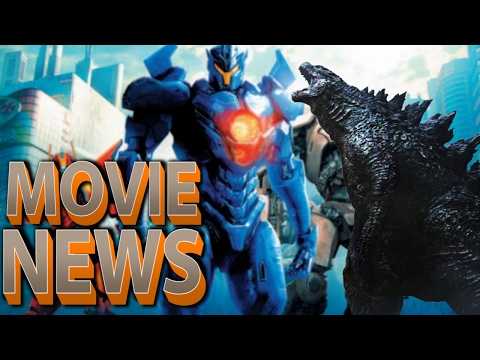 Breaking Movie News Pacific Rim 2 Uprising And Godzilla 2 King Of Monsters Update