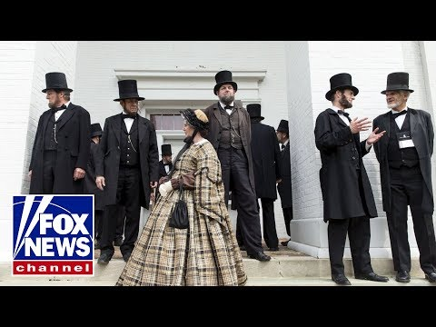 Origins of Abraham Lincoln's stovepipe hat