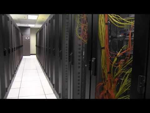 Aztec Data Center Tour