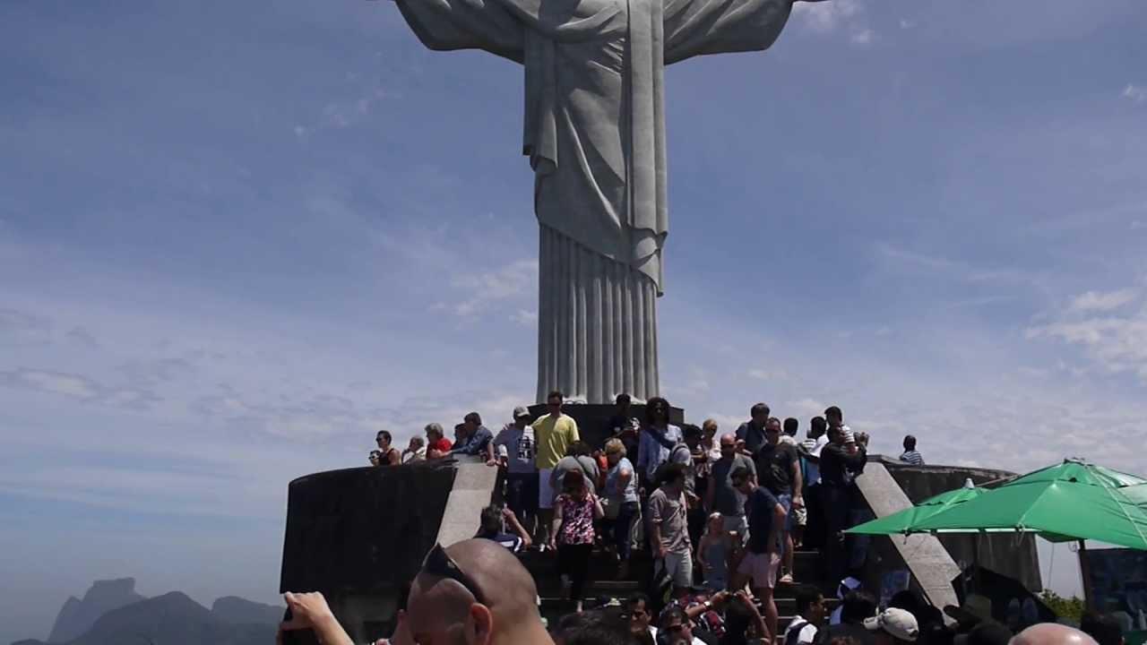 Я В БРАЗИЛИИ. Рио. Статуя Христа 05.10.2011 (I)