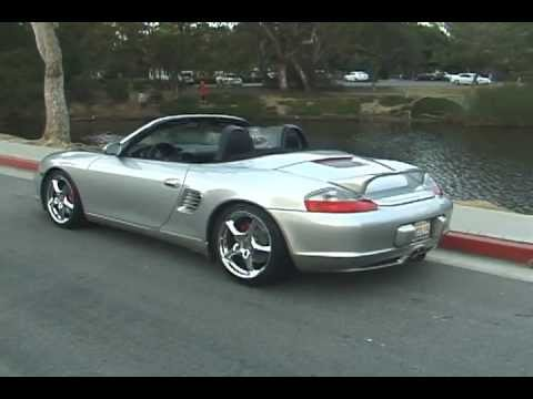 2004 Porsche Boxster S For Sale Youtube
