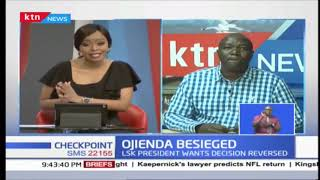 OJIENDA BESIEGED: LSK President opposed to Ojienda\'s clearance to run for JSC slot