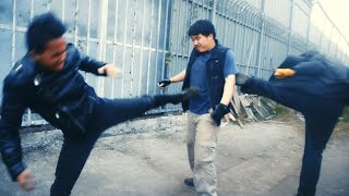 Battle Alley - Fight filming