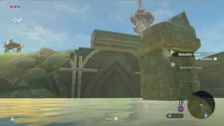 Sakaru - Playing The Legend of Zelda: Breath of the Wild - Master Mode (Part 2)