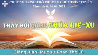HTTL BẾN TRE - Chương trình thờ phượng Chúa - 06/06/2021