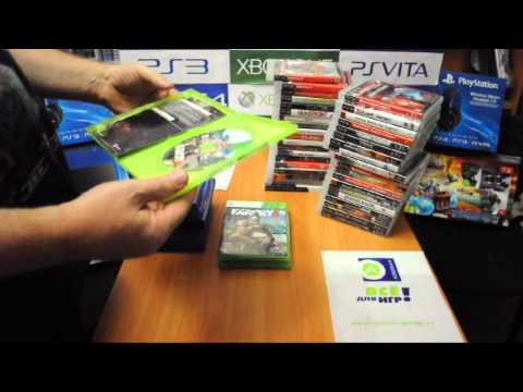 Продажа и покупка Б/У игр