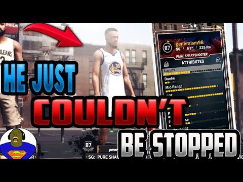 WHY HEAVILY CONTESTED SHOTS HAVE TO BE NERFED - IT'S NOT JUST ABOUT PURE SHARPS - NBA 2K18 MY PARK