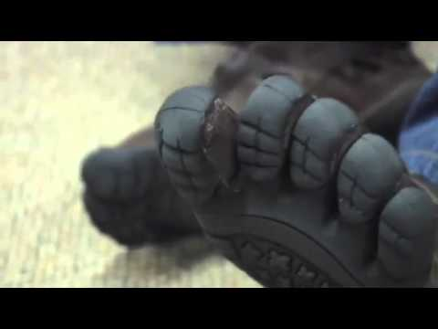 b4924c5e84eb Vibram FiveFingers KSO Trek Review - YouTube