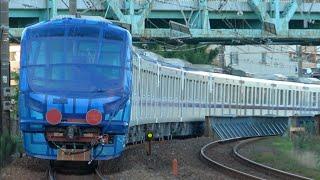 東京メトロ半蔵門線18000系18103F 甲種輸送