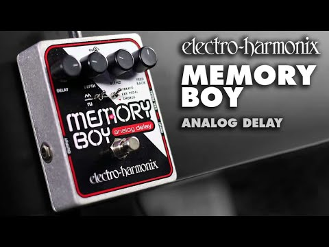 Memory Boy Demo by Electro Harmonix