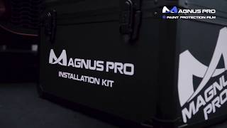 MAGNUS PRO 𝐁𝐋𝐀𝐂𝐊 Paint Protection Film PPF