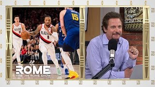 Portland Ties Up The Series In A SASSY Game 6 | The Jim Rome Show