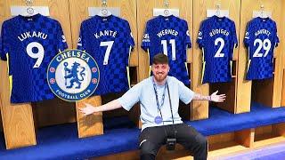 Chelsea FC Stadiontour mit Heimkabine von Lukaku, Havertz & Co. - Stamford Bridge   ViscaBarca